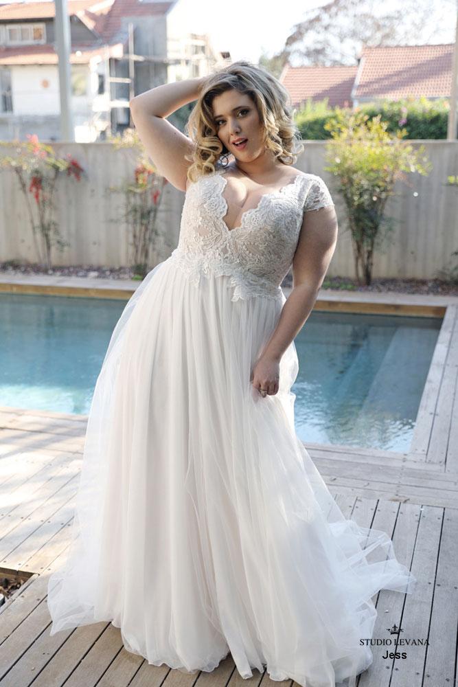 Jess | Studio Levana | Available at All My Heart Bridal