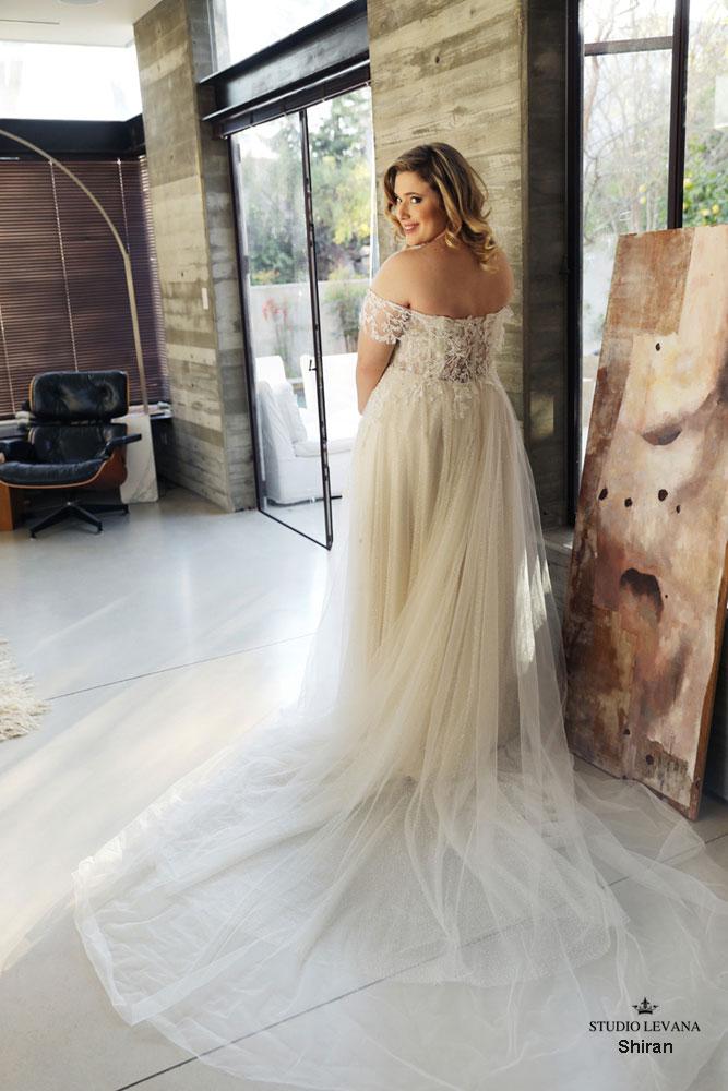 Shiran - Studio Levana | Available at All My Heart Bridal