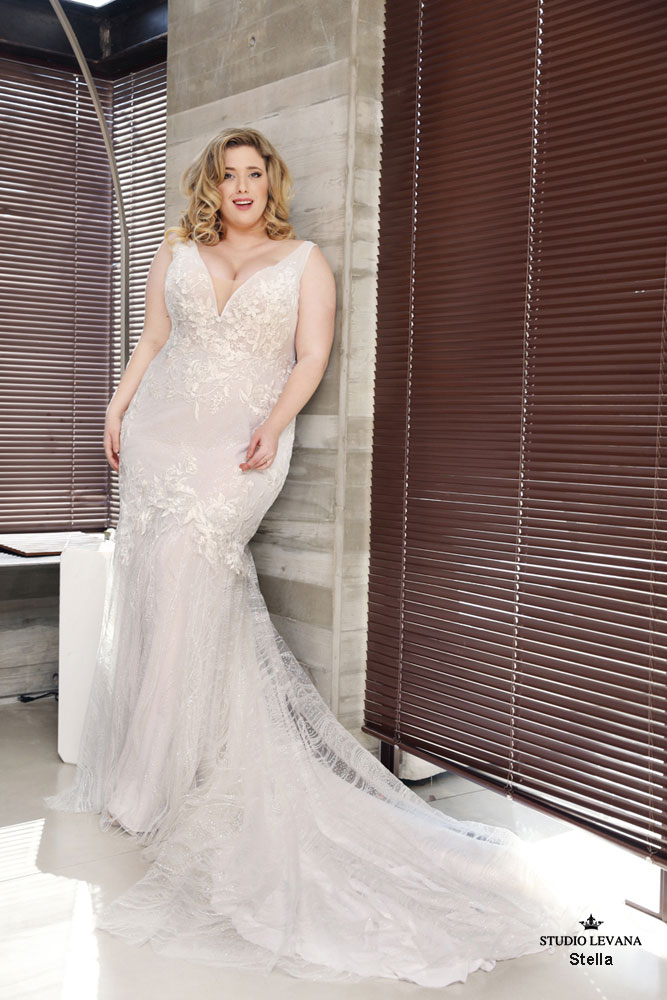 Stella - Studio Levana | Available at All My Heart Bridal