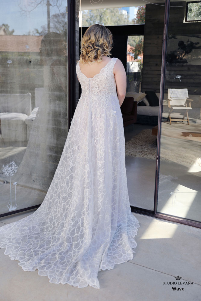 Wave - Studio Levana | Available at All My Heart Bridal