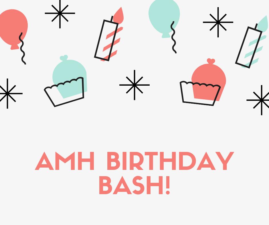 AMH Birthday Bash Icon