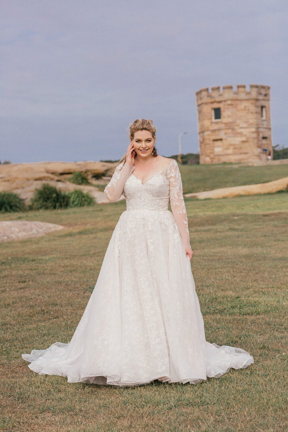 Lilly - AMH Collection - All My Heart Bridal