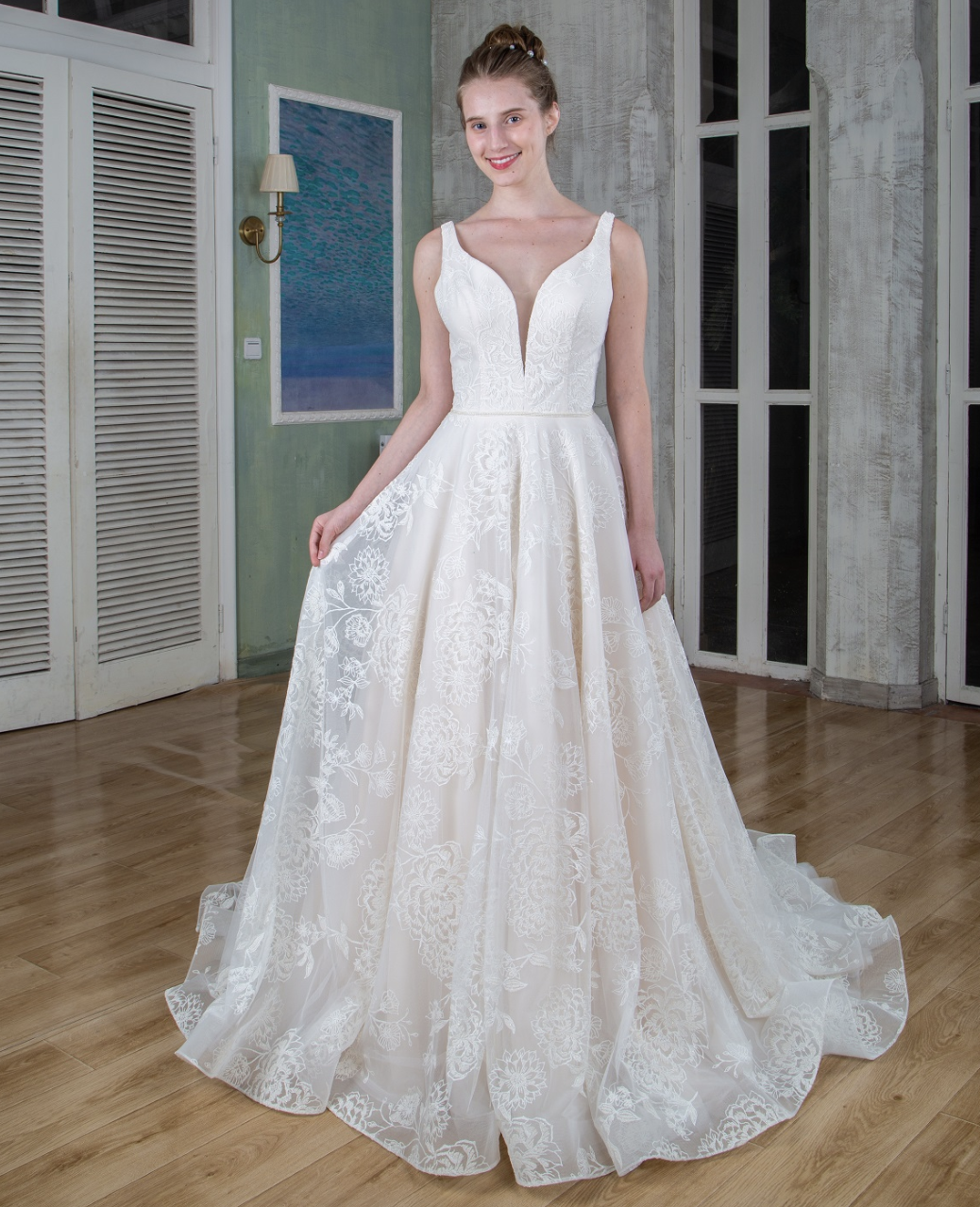 Lauryn - AMH Collection - All My Heart Bridal