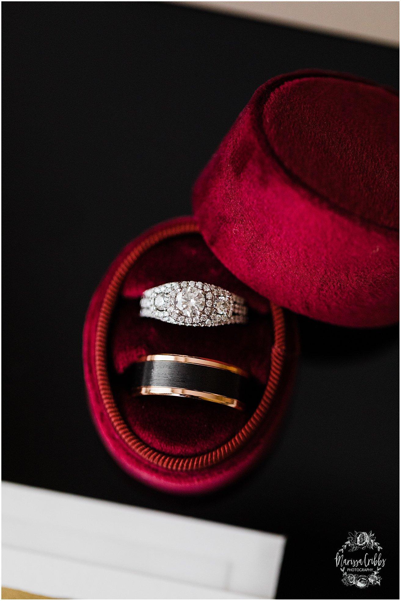 Wedding Rings - Marrisa Cribbs Photography
