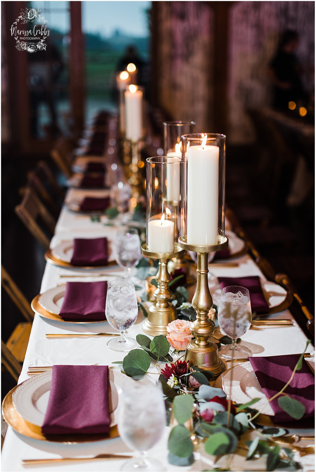 Guest Table - Marrisa Cribbs Photography