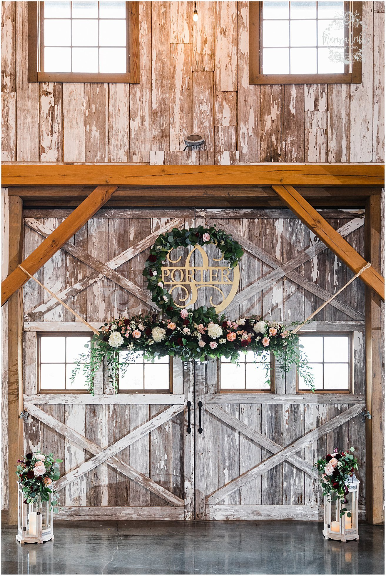 Wedding Arch - Marrisa Cribbs Photography