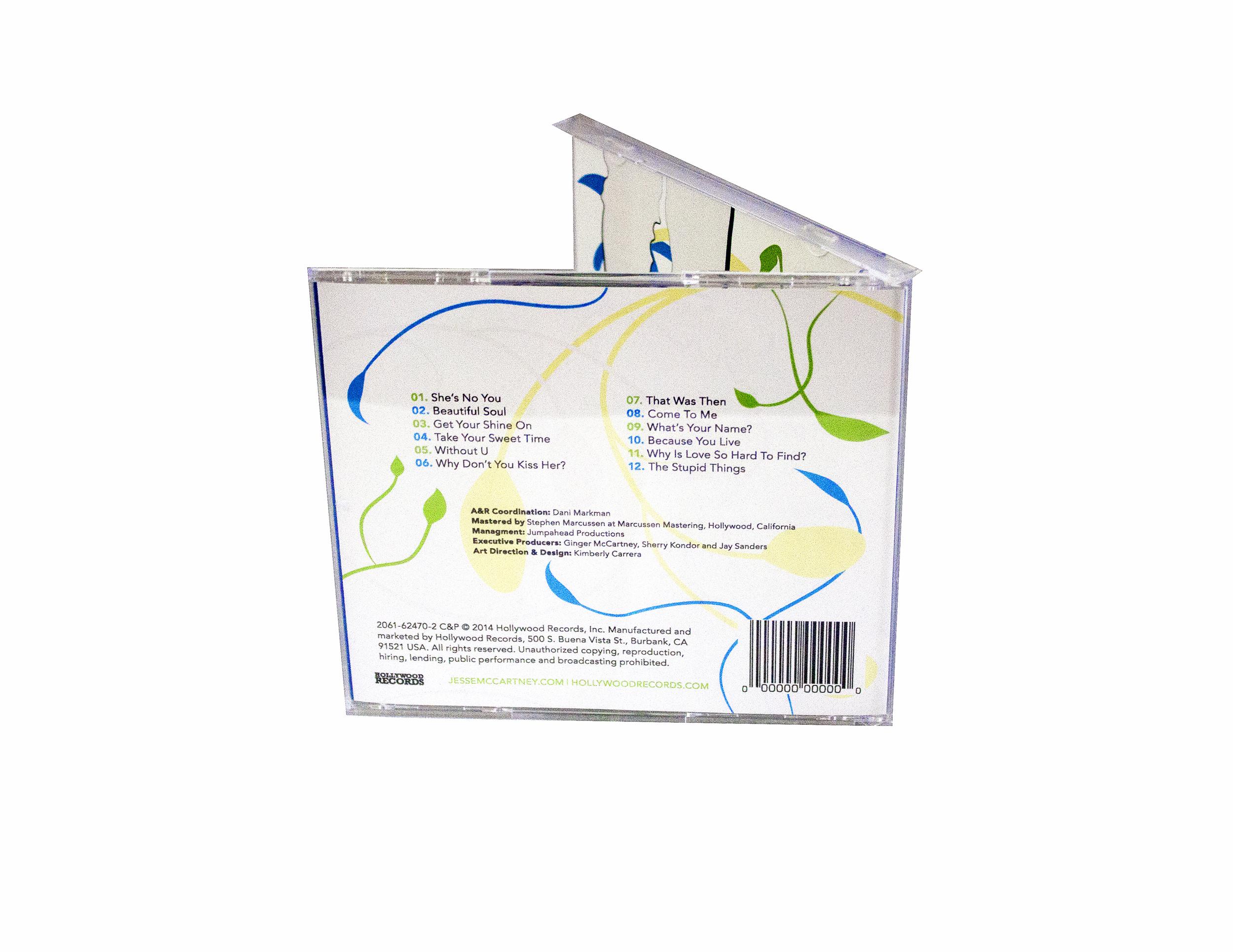 CD Case (Back)