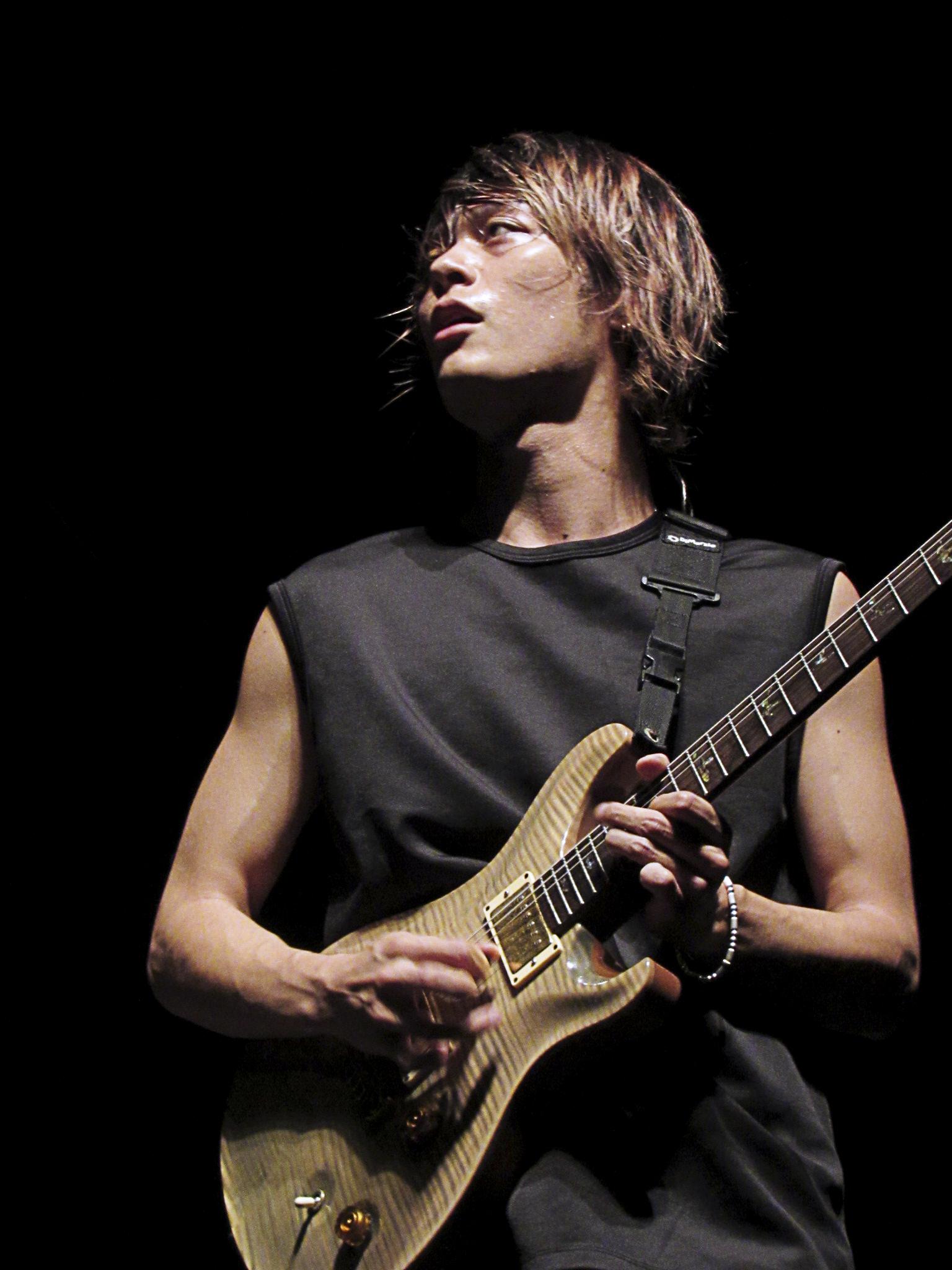 Toru Yamashita of One Ok Rock