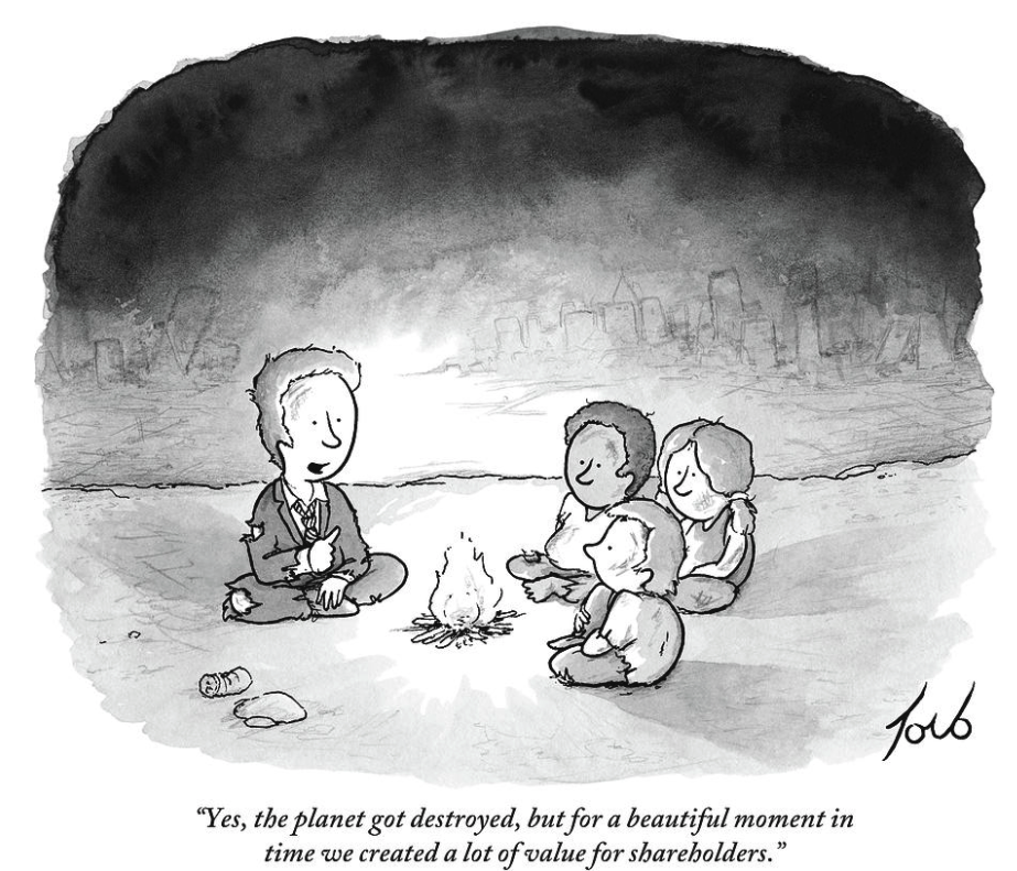 Source: Tom Toro, The New Yorker