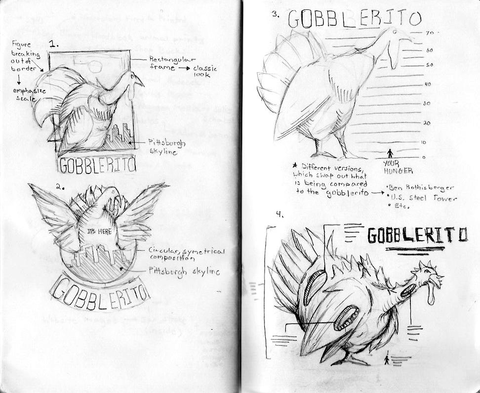 Gobblerito Concept Sketches.jpg