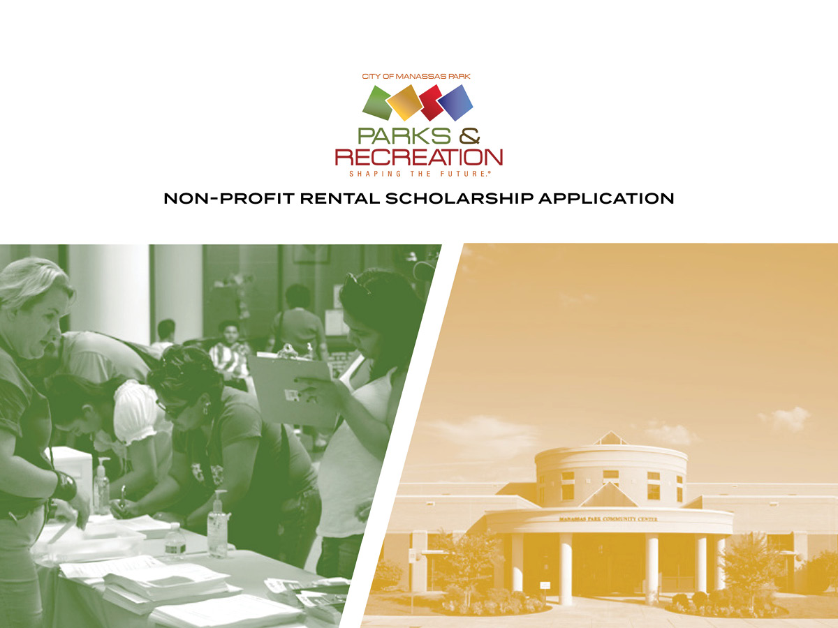 Non-profit Rental Scholarship Application   interactive PDF form
