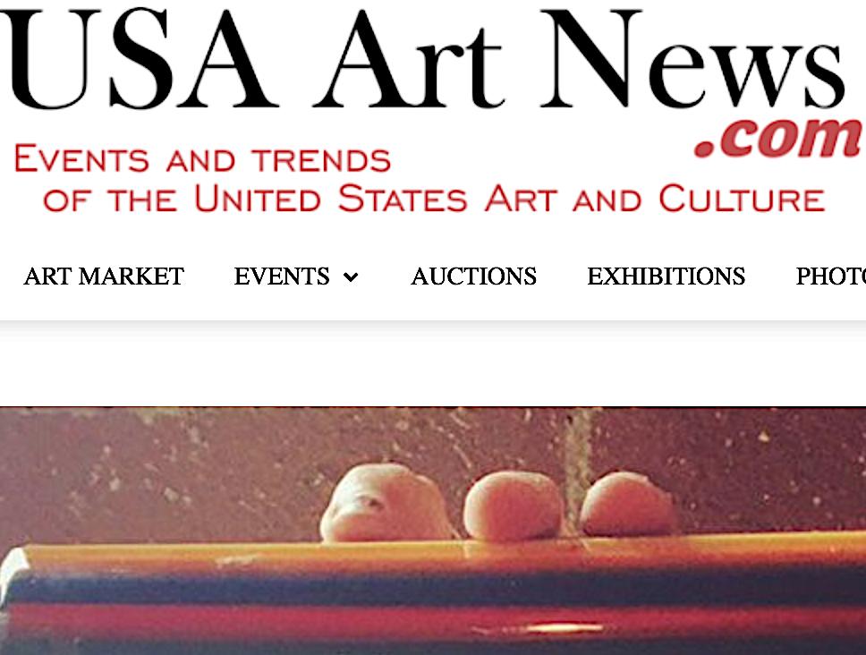 USA Art News - May, 2017