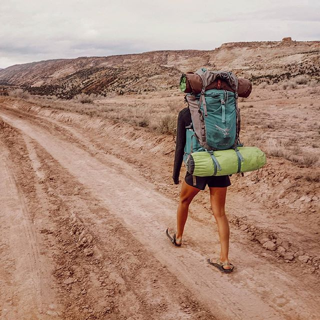 Feeling extra grateful today thinking about my most recent backpacking trip in southern utah. It's quite comforting knowing that when I'm craving solitude, dirt under my fingernails, and the fulfilling effects of nature my sister @writeonlittlewing is always ready to go, a true ride or die. So we checked her oil in her '99 'camcam' and off we went to the wilderness... .. 25+ miles, 4 torn feet, 928173 russian olives, several spiritual encounters, 2 adventurous sisters, 1 persistent butterfly and a magical river. .. Stay tuned this week as I share more photos and stories from our trip! .. Big thank you to @yonalebirch water for hydrating us through our trek. Yonale sustainably taps their water from the most iconic and elegant birch tree (my favorite of all the trees!!). It has a subtly sweeter taste and more benefits then spring water and felt like a treat with every sip along the way. Show them some love if you're feelin thirsty 😉 .. Happy Earth day guyss!♡ .. .. #ad #sponsored #utahisrad #optoutside #hikingadventures #campvibes #utah #idhikethat #modernwild #nationalparks #visitutah #utahunique #hikeutah  #lifeofadventure #overlander #liveadventurously #homeiswhereyouparkit #rei1440project #Werutah #adventureisoutthere #thegreatoutdoors #goatworthy #findyourpark #travelstoke #utahgram #roadtrip #roadtrippers #findyourpark #goparks #nationalparkservice