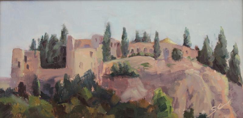 Hilltop Villa in Cassis.JPG