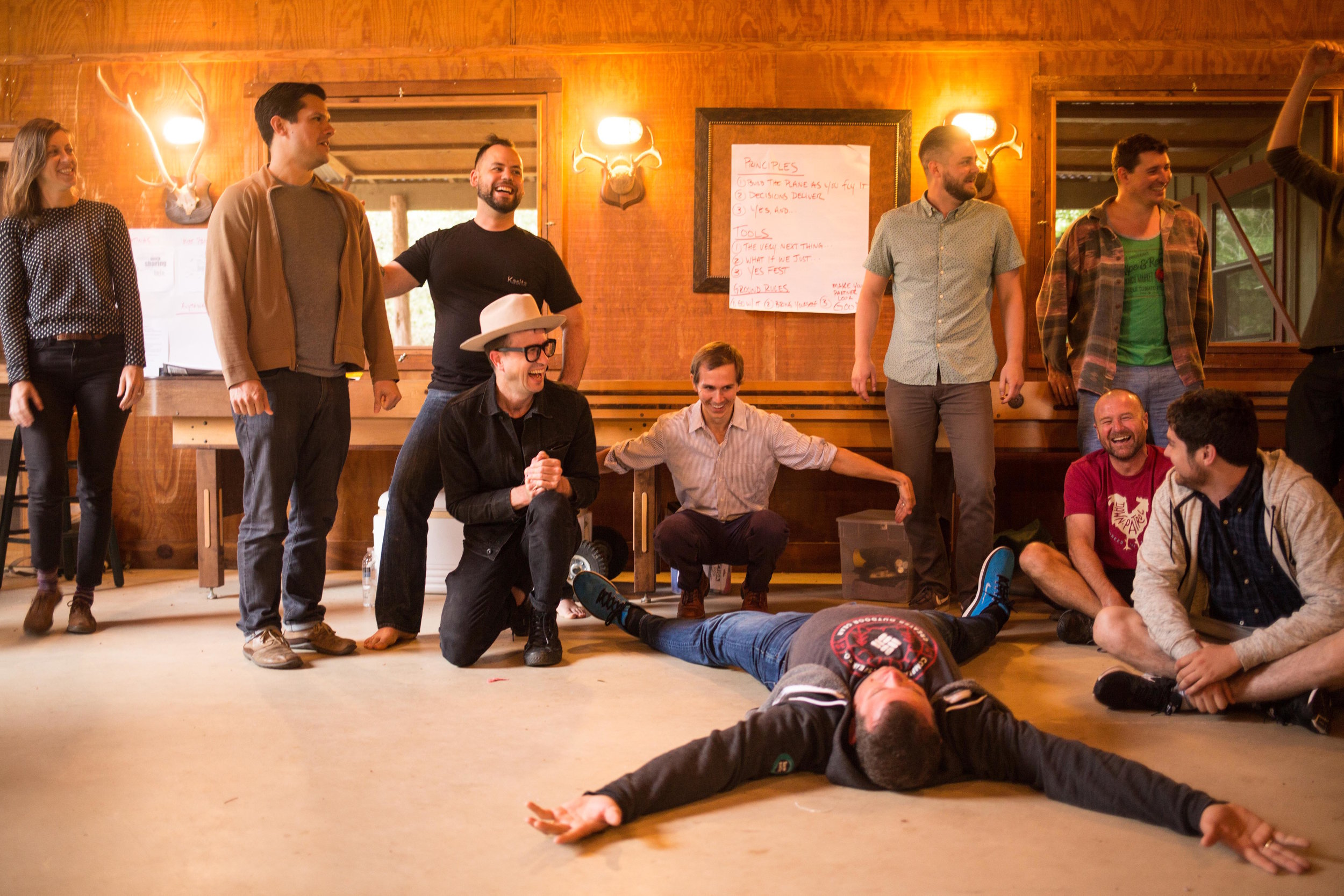 KASITAUsing Improv to Launch a Tiny House Revolution -