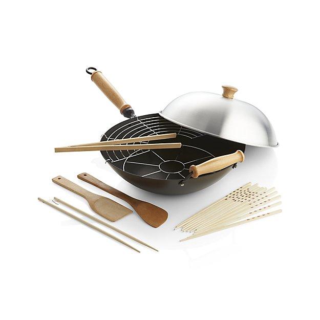 "Joyce Chen Pro Chef 14"" Nonstick Wok"