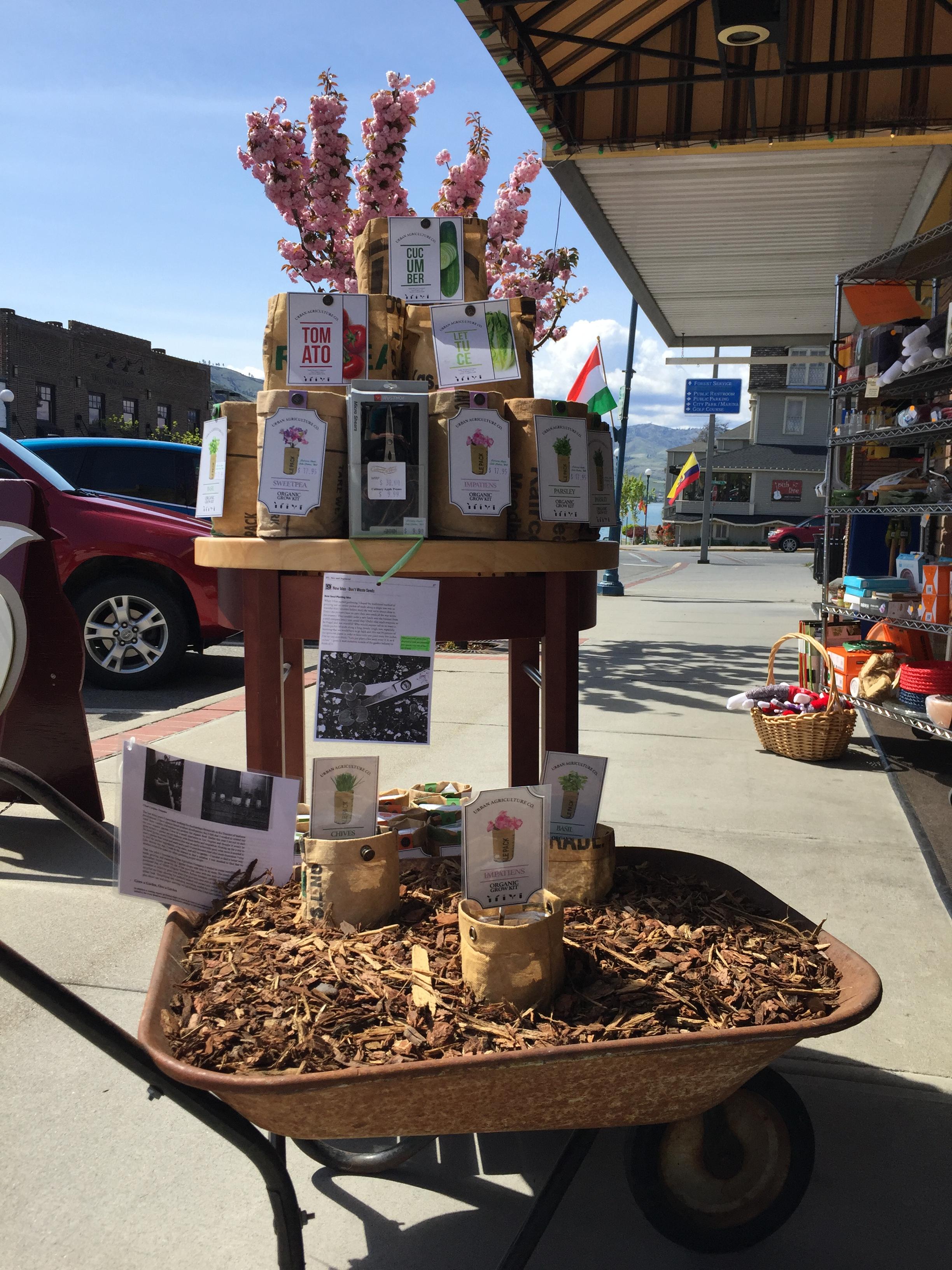 Culinary Apple - Chelan , WA