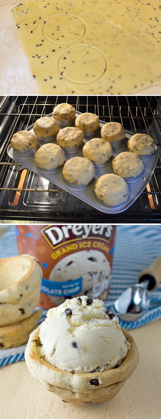 Cookie Bowls
