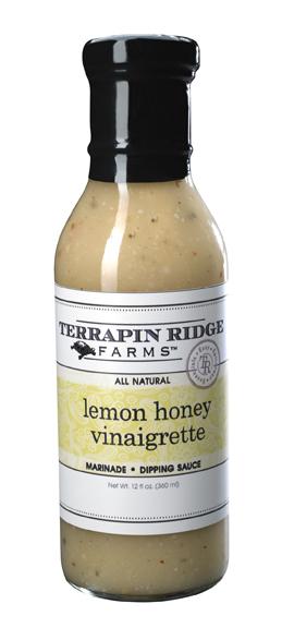Terrapin Ridge Farms: Lemon Honey Vinaigrette