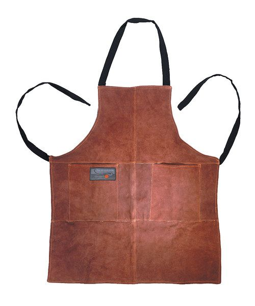 Fox Run Brands Leather Apron
