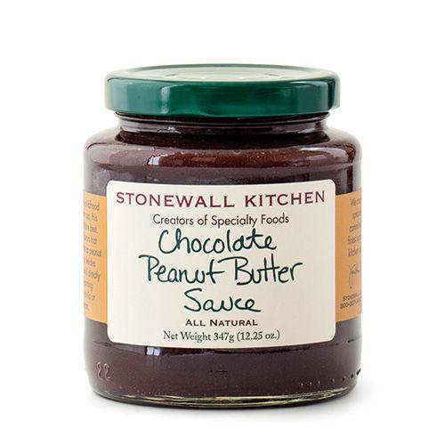 Stonewall KItchen: Chocolate Peanut Butter Sauce