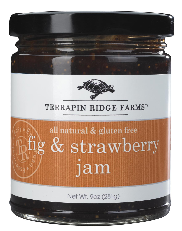 Terrapin Ridge Farm: Fig & Strawberry Jam