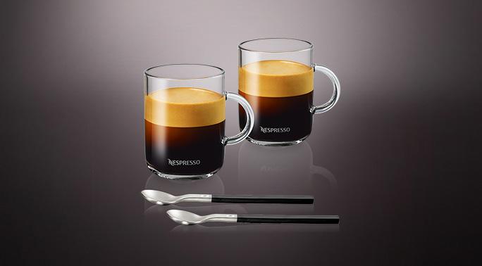 Nespresso: VERTUOLINE COFFEE SET