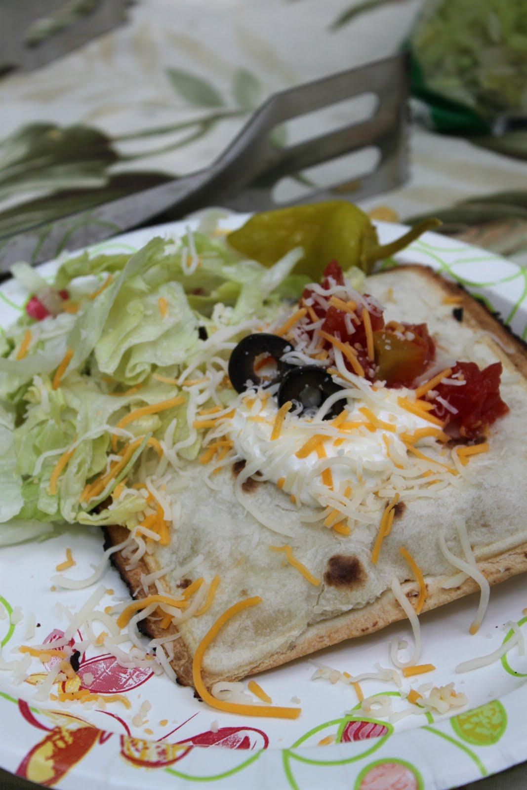 Pie Iron Taco