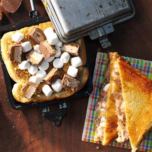 Milky Way Pudgy Pie Recipe