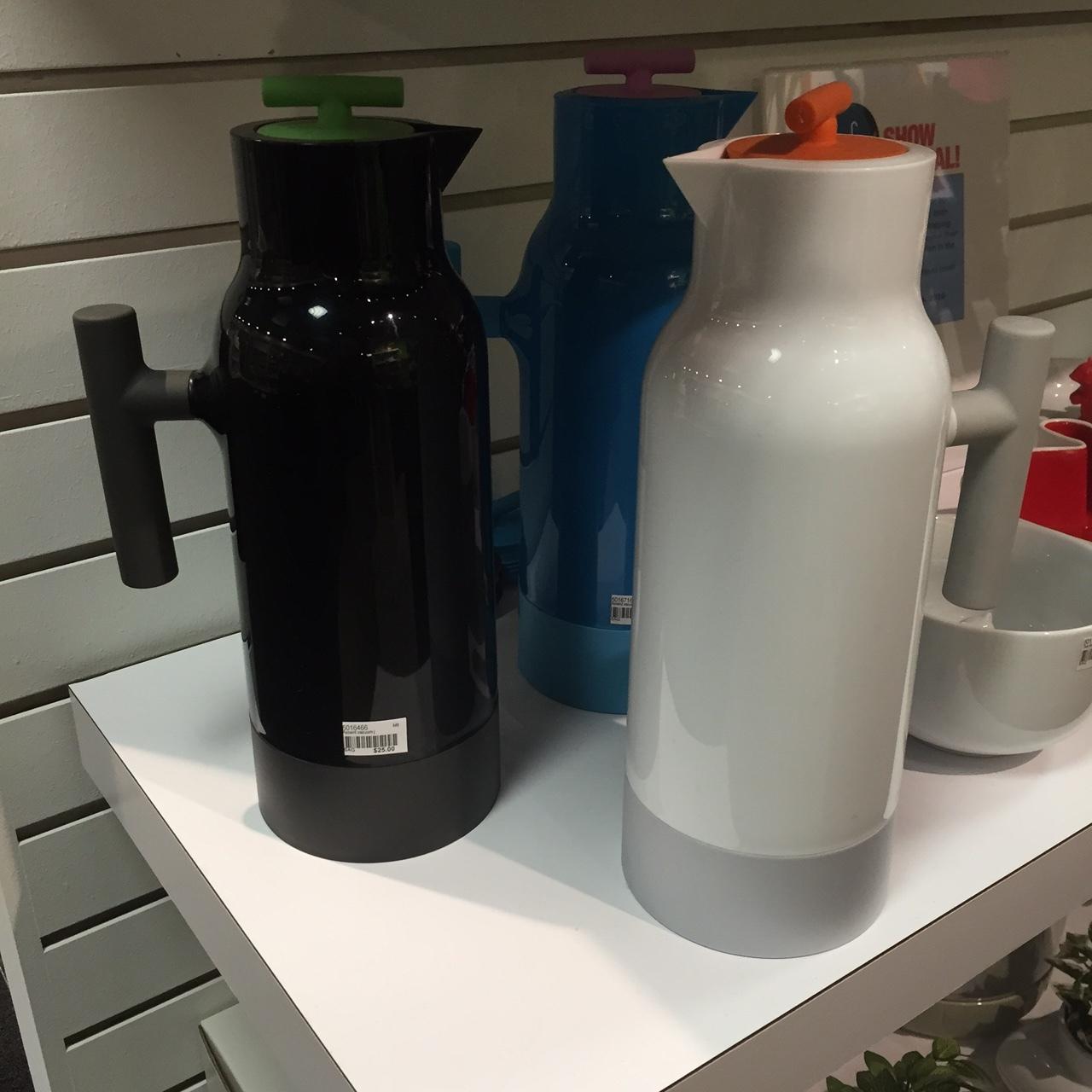 Sagaform: Accent coffee pots