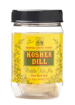 Pepper Creek Farms: Kosher Dill Mix