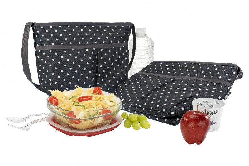 PackIt: Freezable Carryall Lunch Bag