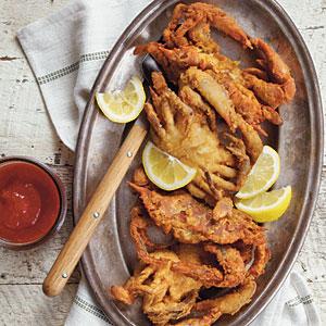 Fried Crab Recipe