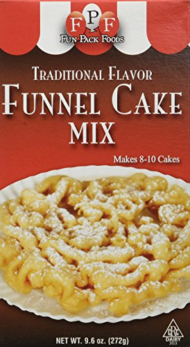 XCELL INTERNATIONAL: Funnel Cake Mix