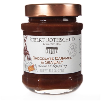 ROBERT ROTHSCHILD: CHOCOLATE CARAMEL & SEA SALT SAUCE