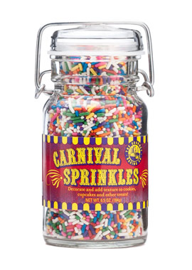 PEPPER CREEK FARMS: Carnival Rainbow Sprinkles