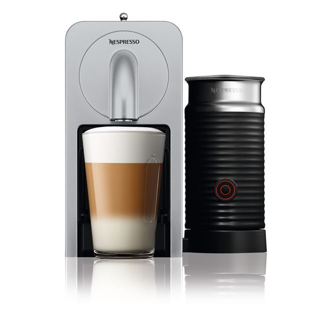 Nespresso: PRODIGIO & MILK SILVER
