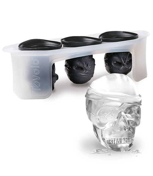 Tovolo: Skull Ice Molds