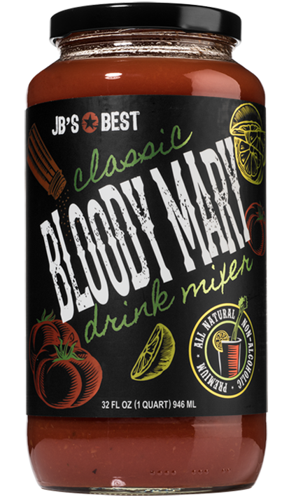 JB's Best bloody mary mix