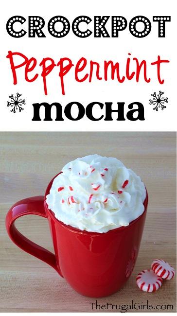 Crock Pot Peppermint Mocha