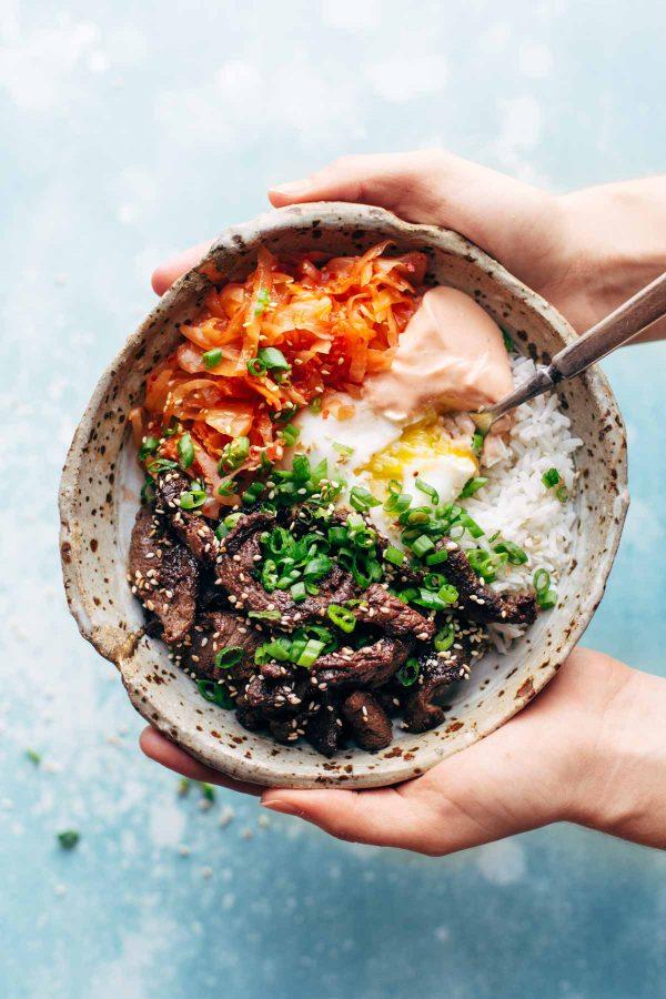 Rice Cooker: Korean BBQ Yum Yum Rice Bowls