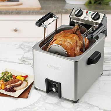 WARING: Rotisserie Turkey Fryer/Steamer