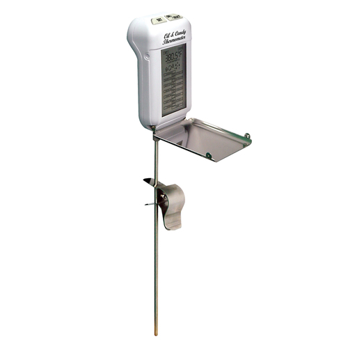 Maverick Housewares: MODEL CT-03 DIGITAL OIL AND CANDY THERMOMETER
