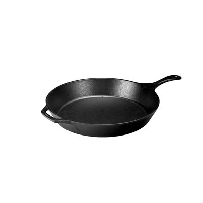Lodge: 15 INCH CAST IRON SKILLET