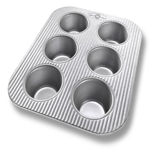 USA PAN: 6 Cup Muffin Pan