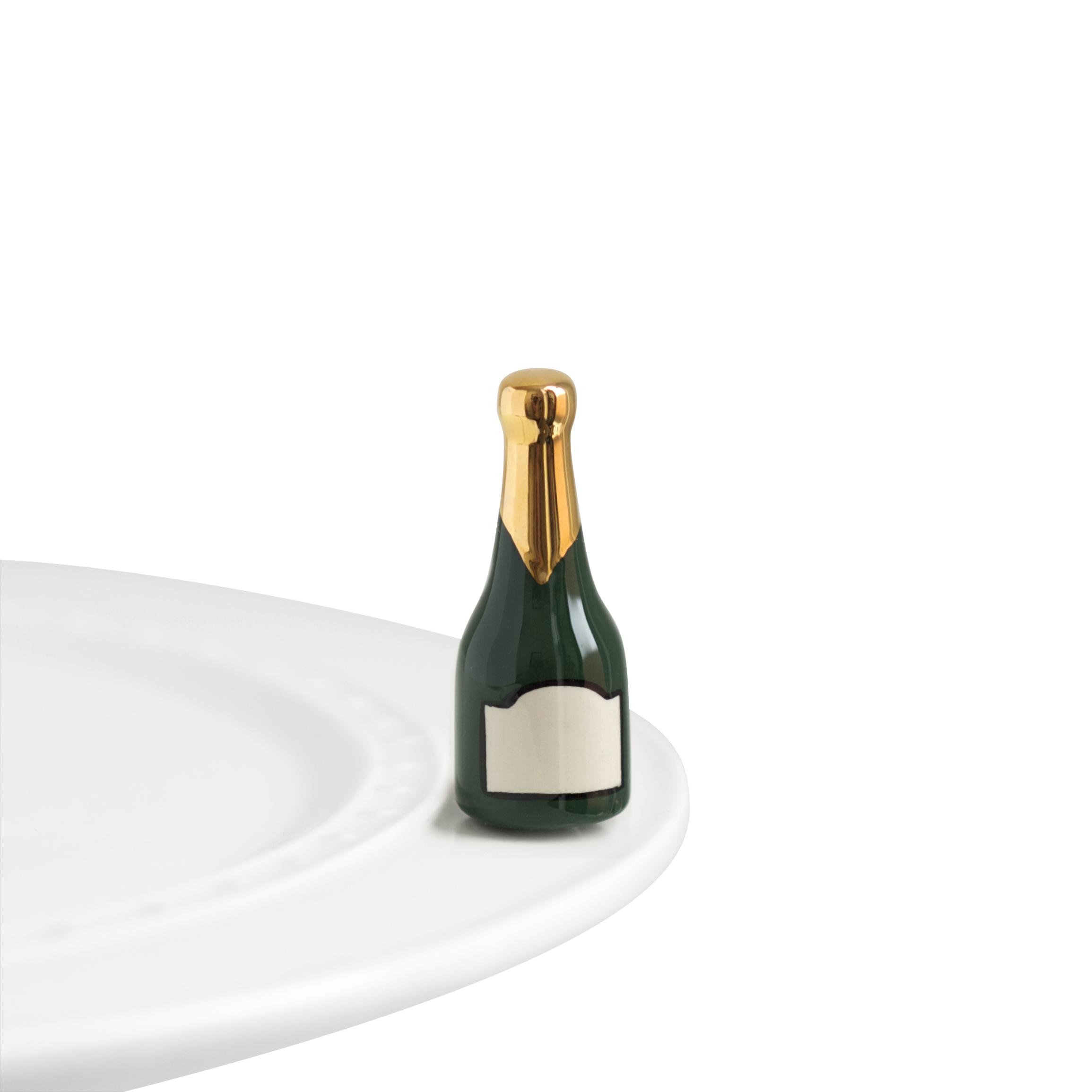 Nora Fleming mini: champagne celebration!