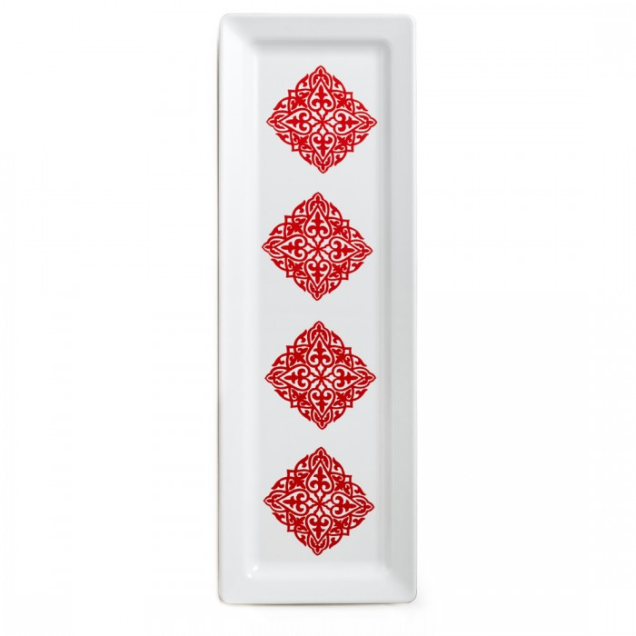 Q Squared: DIAMOND RED LONG PLATTER
