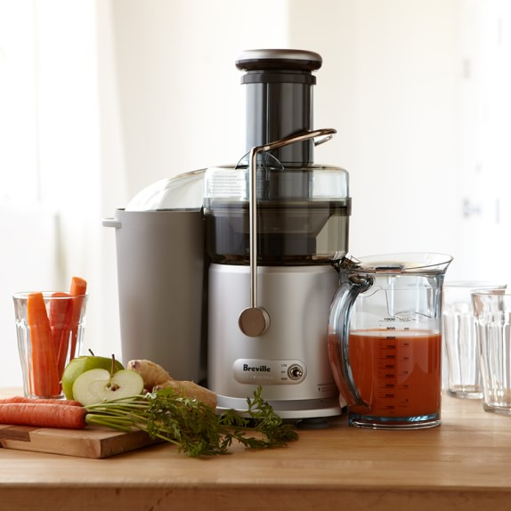 Breville: Juice Fountain Plus
