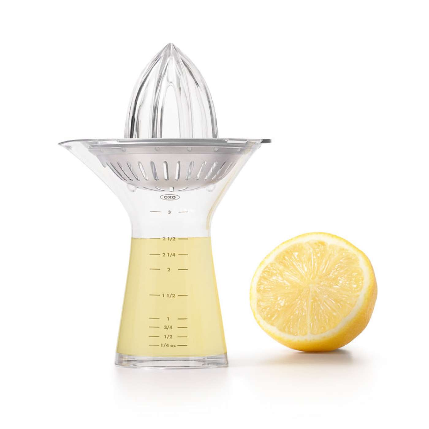 OXO: SteeL Citrus Juicer