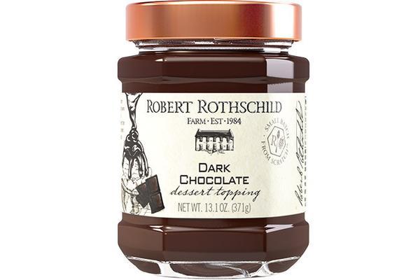 DARK CHOCOLATE DESSERT TOPPING